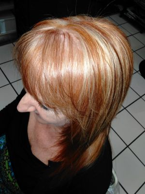 Color, Highlights, & Cut by Robert